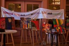 Kunstwerke von Behinderten