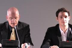 Rudolf Guckelsberger und Benidikt Schregle 1