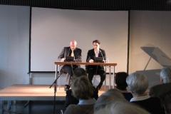 Rudolf Guckelsberger und Benidikt Schregle
