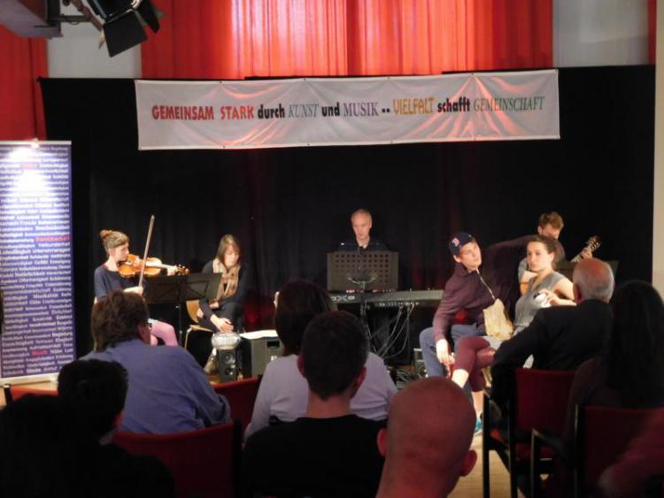 Freie Theatergruppe Mannheim Uraufführung