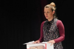 Lena Weigelt Poetry-Slam