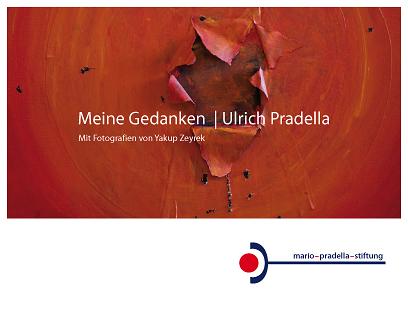 Meine Gedanken- Ulrich Pradella - Buchcover