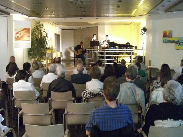 Soiree & Lyrik 2007