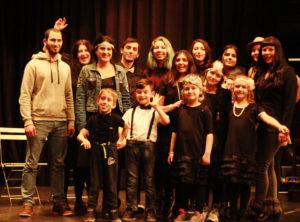 Theaterprojekt von Props - Place to Play Stuttgart